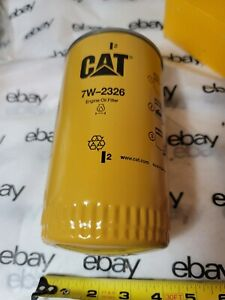 Caterpillar OEM Part 7W-2326 Oil Filter