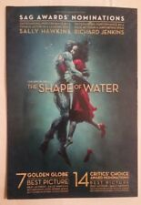 The Shape of Water FYC Promo DVD