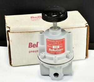 Bellofram Pressure Regulator Type 70 960-089-000/ 0-30 PSI 3/8 NPT
