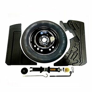 "Genuine Nissan Qashqai J11,16"" Spare Wheel Kit Space saver WITH TYRE KE4104E120"