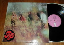 "SPOOKY TOOTH 1970 ""It's All About"" LP UK pink Island label VG++/NM-"