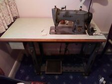 Singer 195K Industrial Sewing Machine Heavy Duty ,Textiles Leather