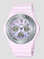 Casio Baby-G * BGA100ST-4A Starry Sky Pastel Pink Watch COD PayPal Ivanandsophia