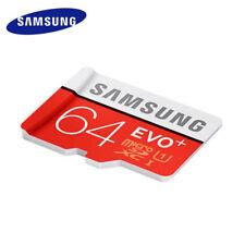 Samsung EVO Plus 64 Gb Micro SD SDXC class 10 avec adaptateur