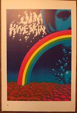 "Rick Griffin,Jim Kweskin Quicksilver Messenger 2 sided Vintage Poster 15x10"" P27"