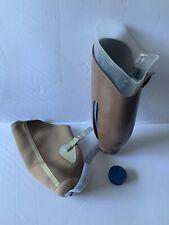 Above Knee Prosthetic Leg Socket & Liner With 4 Hole Endo KISS System Left Leg