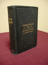 The Holy Bible Old/New Testament 1943 Edition