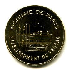 33 PESSAC Usine de la Monnaie de Paris, 2008, Monnaie de Paris