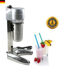 Profi Milchshaker Mixer für cremige Milkshakes, Eiweißshakes, Cocktails, Frappe