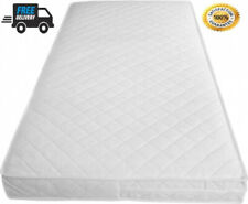 Junior Bed Cotbed Mattresses Fully Breathable With Zip Cover. Ready Steady Bed