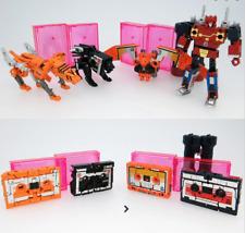 Transforms Masterpiece MP-15/16E SET Cassetbot VS Cassettron Takara Tomy NEW