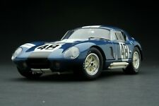Exoto | RETIRED | 1965 Cobra Daytona | Winner, 1000 km Monza | 1:18 | # RLG18014