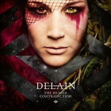 The Human Contradiction DELAIN CD ( FREE SHIPPING)