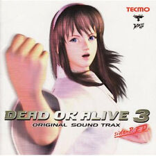 Dead or Alive Game Music Soundtrack Cd Japanese Dead Or Alive 3
