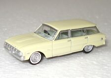 *NEW* 1962 Cassea Yellow XL Ford Falcon Wagon 1:87 Diecast Model Car - Cooee