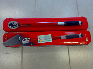Chiave Dinamometrica Teng Tools 1/2, 40-210 Nm  tipo usag beta wera hazet