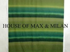 """MARIMEKKO FABRIC """"POUKAMA GREEN"""" 324""""Lx58""""W/ 9YARDS! BEST QUALITY! *NEW*"""