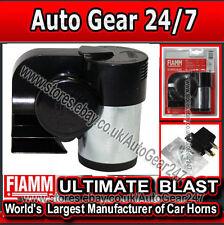 FIAMM 12V AUTO MOTO UTILITAIRE Ultimate sable fort compact 115 dB KLAXON AIR à à