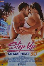 STEP UP - A3 Poster (ca. 42 x 28 cm) - Film Miami Heat Clippings Ryan Guzman NEU