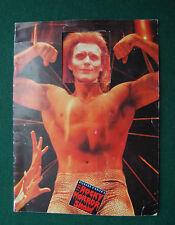 More details for rocky horror show programme - vintage 90s musical theatre anthony head souvenir