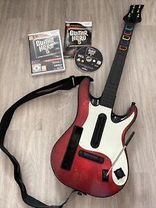 Guitare + Jeu Guitar Hero 5 Rock Nintendo Wii - Wii U Band
