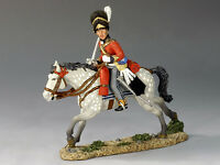King & Country retired - NA168 - British Scots Grey rearing horse