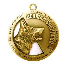"""German Shepherd Dog ID Tag 2"""" Limited Edition"""