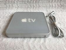 Apple TV 1st Generation Digital Media Streamer A1218 w/ Power Cord No Remote