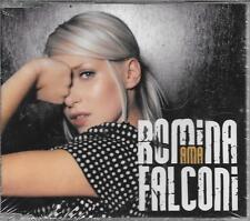 "ROMINA FALCONI - RARO CDs CELOPHANATO "" AMA """