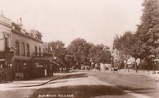 London Real Photo Postcard. Dulwich Village, Southwark. Pristine! c 1905
