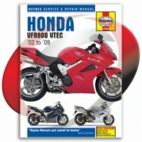 2002-2009 Honda VFR800 VTEC Haynes Repair Manual 4196 Shop Service Garage