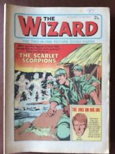 H1e The Wizard Comic Complete 1972 No 101 January 15th