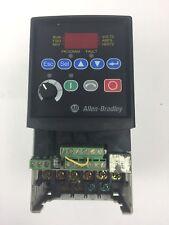 ALLEN BRADLEY 22A-D2P3N104 AC DRIVE SERIES A POWER FLEX 3 PHASE 0.75kW/1.0HP