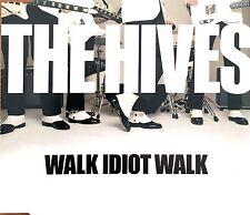 The Hives Maxi CD Walk Idiot Walk - Promo - Europe (M/M)