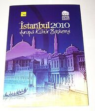 2010 Istanbul European Capital of Culture Portfolio FDC MNH Blue Mosque