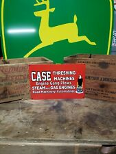 Feed Sign In Collectible Gas & Oil Advertising Signs for sale | eBay