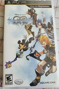 Kingdom Hearts: Birth by Sleep (Sony PSP, 2010) - Used