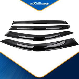 Weathershields, Weather Shields for ISUZU MU-X MUX 2013-2019 Rain Deflectors