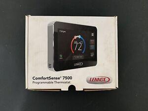Lennox 13H14 Comfortsense 7500 Touchscreen Thermostat