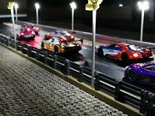 SCALEXTRIC Digital 1:32 Track Flood Lights Slot Car Model Lamps LED Border C8223