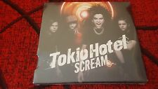 TOKIO HOTEL **Scream** VERY RARE DIGIPACK ISSUE EU 2007 CD Sealed!