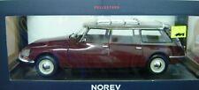 "Norev 1:18 181592 Citroën Break 21 1970  Bordeaux rot ""Neu""(676)"