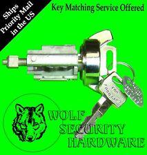 Ford F150 F250 F350 80-91 Pickup Ignition Key Switch Lock Cylinder 2 Keys