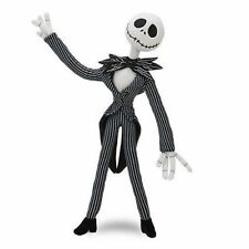 Disney The Nightmare Before Christmas Jack Skellington Poseable Plush Doll Xmas
