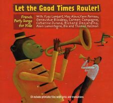 Various Artists - Let the Good Times Rouler / Various [New CD]