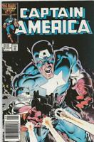 Captain America #321 ORIGINAL Vintage 1987 Marvel Comics 1st ULTIMATUM FATWS