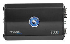 Planet Audio Pulse PL3000.1D Car Amplifier - 2250 W RMS - 3000 W PMPO - 1