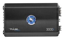 Planet Audio Pulse PL3000.1D Car Amplifier - 2250 W RMS - 3000 W PMPO - 1