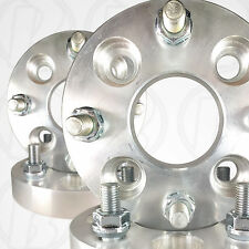 "4pc  4 x 4.5""/114.3mm To 4 x 4.5"" Wheel 1"" Spacers 12mm 1.25 Stud"