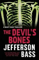 JEFFERSON BASS ____ THE DEVIL'S BONES ____ BRAND  NEW ___ FREEPOST UK